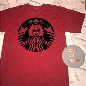 Beetlejuice shirt. New